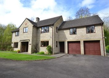 Thumbnail 4 bed detached house for sale in Shadwell, Uley, Dursley