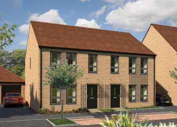 """Thumbnail 3 bed detached house for sale in """"The Hazel"""" at Woodpecker Close, Northstowe, Cambridge"""