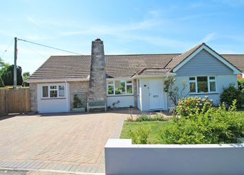 Thumbnail 3 bed detached bungalow for sale in Knowland Drive, Milford On Sea, Lymington