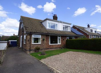 3 bed semi-detached house for sale in Rectory Close, Crick, Northampton NN6