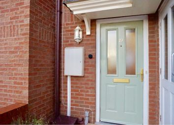 Thumbnail 1 bed flat for sale in Colling Close, Loughborough