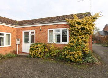 Thumbnail Terraced bungalow for sale in Crown Way, Lillington, Leamington Spa