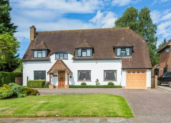Thumbnail 4 bed detached house for sale in Chestnut Avenue, Rickmansworth