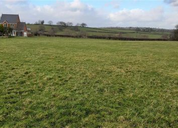 Thumbnail Land for sale in Adjacent To Min-Y-Ffordd, Adfa, Newtown