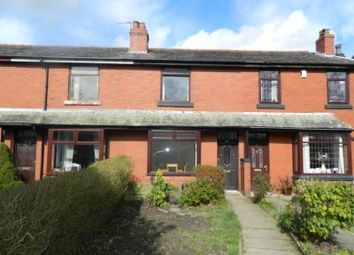 Thumbnail 2 bed terraced house to rent in Bury Old Road, Ainsworth, Bolton