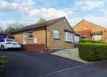Thumbnail 2 bed detached bungalow to rent in Rycote Close, Swindon, Wiltshire