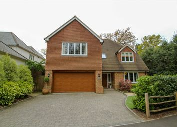 Thumbnail 5 bed detached house for sale in Collingwood Rise, Camberley, Surrey