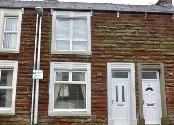 Thumbnail 2 bed terraced house for sale in Warwick Place, Workington, Cumbria
