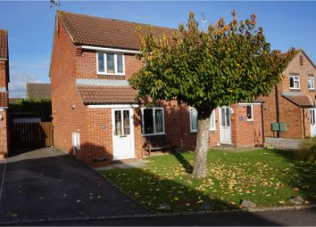 Thumbnail 3 bed semi-detached house for sale in Littlecote Road, Chippenham