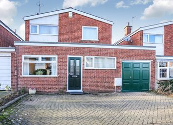 Thumbnail 3 bed link-detached house for sale in Chillington Drive, Codsall, Wolverhampton
