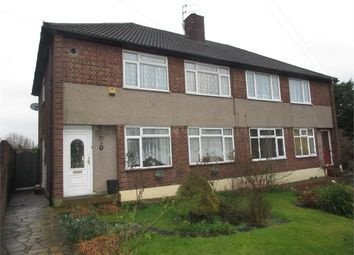 Thumbnail 2 bed maisonette to rent in Brook Lane, Bexley, Kent
