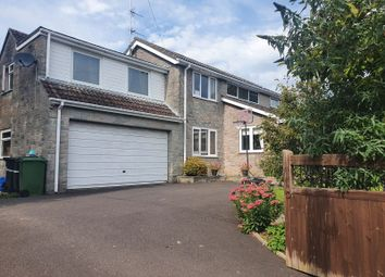 Thumbnail 4 bed detached house to rent in Church Close, Sparkford