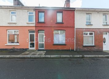 Thumbnail 2 bedroom terraced house for sale in Rectory Road, Crumlin, Newport.