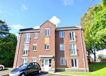 Thumbnail 2 bedroom flat to rent in Scholars Court, Hartshill, Stoke-On-Trent