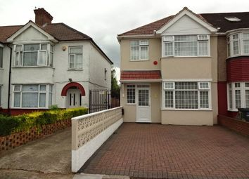 Thumbnail 3 bed end terrace house for sale in Greenland Crescent, Southall