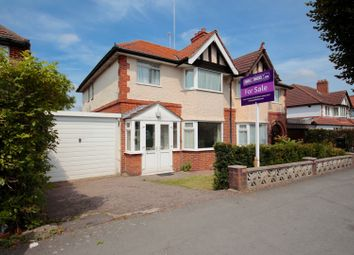 Thumbnail 3 bed semi-detached house for sale in Queenhill Road, South Croydon