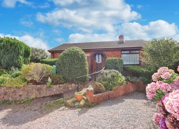 Tiverton Road, Cullompton EX15. 2 bed detached bungalow
