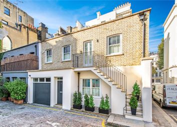 Thumbnail 3 bed mews house for sale in Queensberry Mews West, London