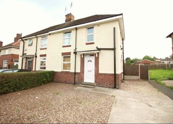2 bed semi-detached house to rent in Butterthwaite Crescent, Sheffield S5