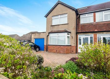 Thumbnail 4 bed semi-detached house for sale in Rushley Mount, Hest Bank, Lancaster