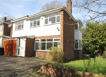 Thumbnail 4 bed detached house for sale in The Dingle, Oldbury, West Midlands