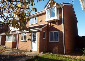 Thumbnail 3 bed detached house for sale in The Worthys, Bradley Stoke, Bristol, Gloucestershire
