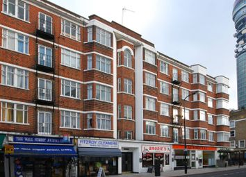 Thumbnail 2 bed flat to rent in Cleveland Street, Fitzrovia