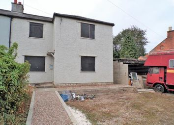 Thumbnail 3 bed semi-detached house for sale in Hall Walk, Enderby, Leicester, Leicestershire