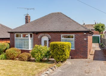 Thumbnail 2 bed detached bungalow for sale in Ostlers Lane, Cheddleton, Staffordshire