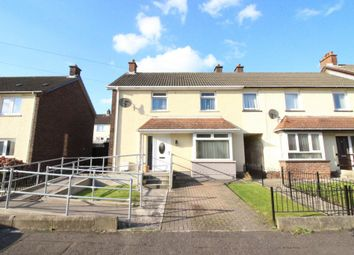 Thumbnail 3 bedroom end terrace house for sale in Carnreagh Bend, Newtownabbey