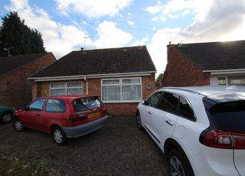 Thumbnail 3 bed detached bungalow for sale in Foxton Road, Binley, Coventry