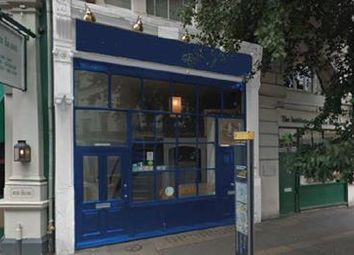 Thumbnail Restaurant/cafe to let in 43 Chandos Place, London