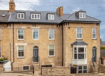Thumbnail 1 bed flat to rent in Brownlow Terrace, Stamford, Lincolnshire