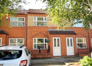 Thumbnail 2 bedroom terraced house for sale in Bowling Green Court, Haxby Road, York