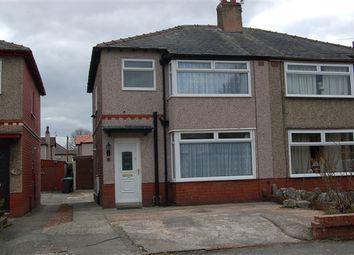 Thumbnail 3 bed property to rent in Lambert Road, Lancaster