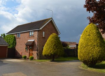 Thumbnail 4 bed detached house for sale in Corbyn Shaw Road, King's Lynn