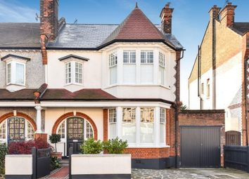 Thumbnail 4 bed property to rent in Loring Road, London