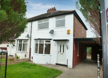 3 bed semi-detached house for sale in Ferry Road, Irlam, Manchester M44