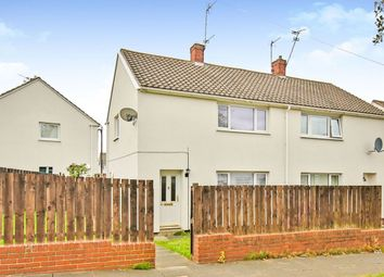 Thumbnail 2 bed semi-detached house for sale in Coverdale, Leam Lane, Gateshead
