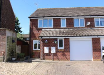 Thumbnail 4 bed semi-detached house for sale in Cedar Road, St Athan, Barry