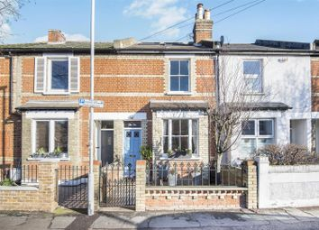 Thumbnail 3 bed terraced house for sale in Cross Road, Kingston Upon Thames