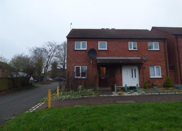 Thumbnail 3 bed end terrace house to rent in Quinton Drive, Bradwell, Milton Keynes