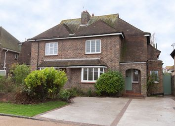 Thumbnail 3 bed semi-detached house for sale in Glenthorn Road, Bexhill-On-Sea