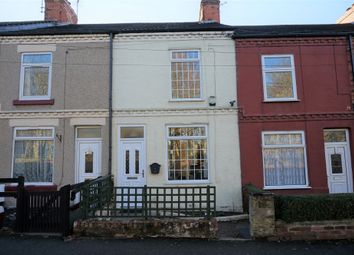 Thumbnail 2 bed terraced house to rent in North View Street, Bolsover, Chesterfield