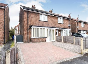 2 bed semi-detached house for sale in Yew Street, Audenshaw, Manchester, Greater Manchester M34