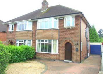 Thumbnail 3 bedroom semi-detached house for sale in Lawn Avenue, Allestree, Derby