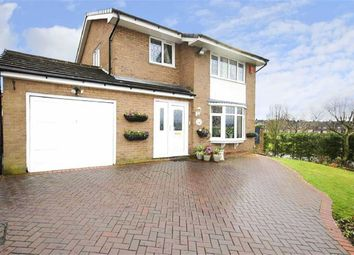 Thumbnail 3 bed detached house for sale in Palmerston Way, Biddulph, Stoke-On-Trent