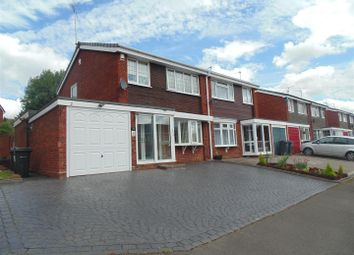 Thumbnail 3 bedroom semi-detached house for sale in Sandon Grove, Erdington, Birmingham