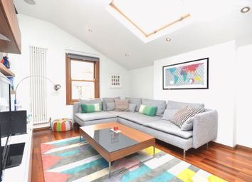 Thumbnail 2 bedroom flat to rent in Cavendish Road, Clapham South