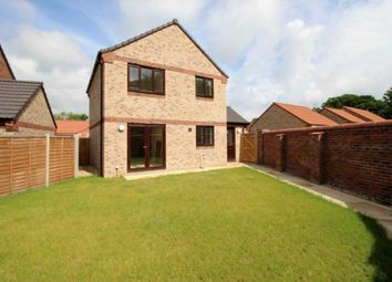 Thumbnail 3 bedroom detached house for sale in Point Drive, Brandon Road, Swaffham